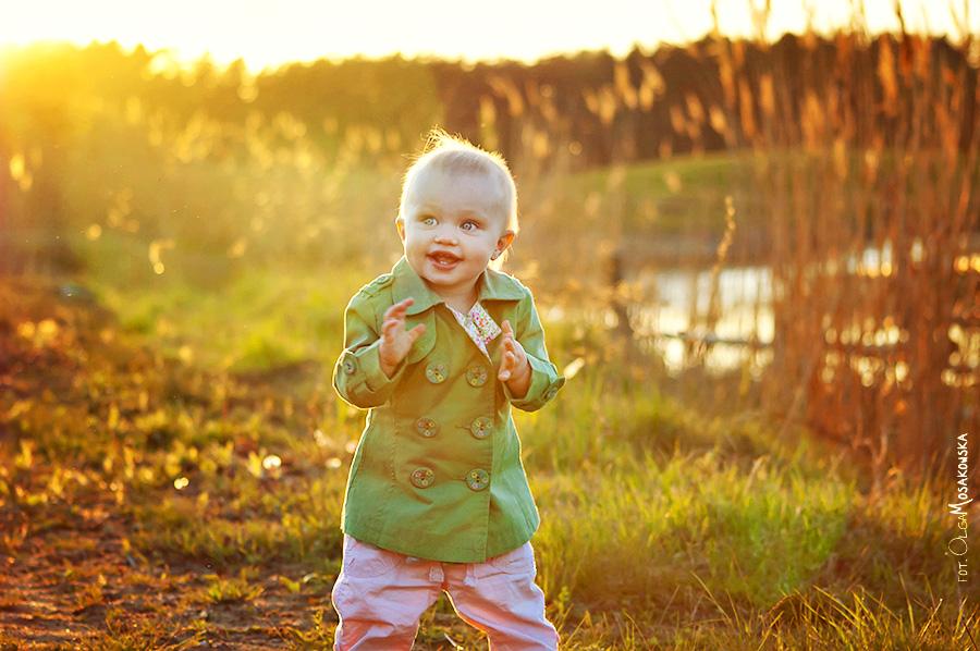 Profesjonalna sesja dla dzieci, fotograf Olsztyn.