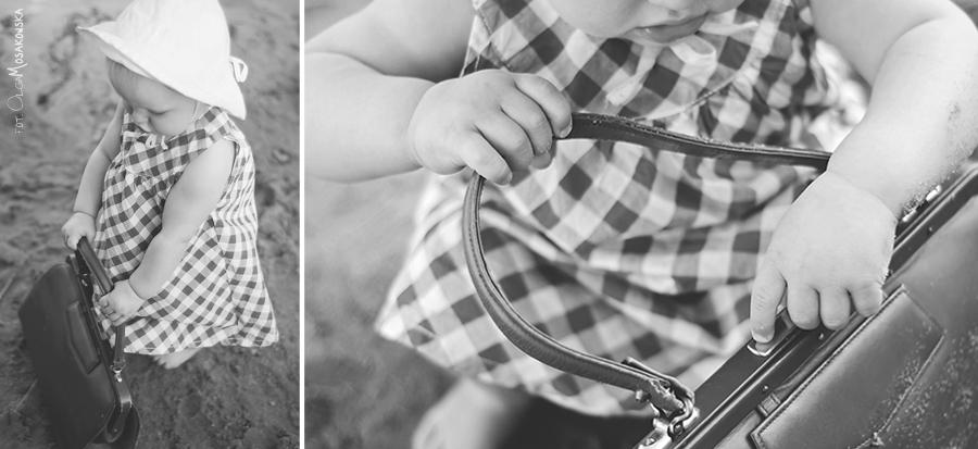 Dyptyk ze zdjęć dzieci.