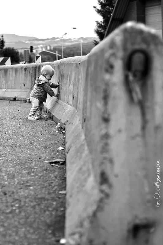 fotografia dziecięca w podróży, granice Polski.