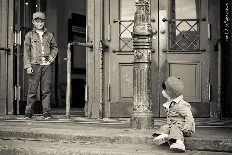 Profesjonalne sesje dla dzieci w Wiedniu. Kinder fotograf in Wien.
