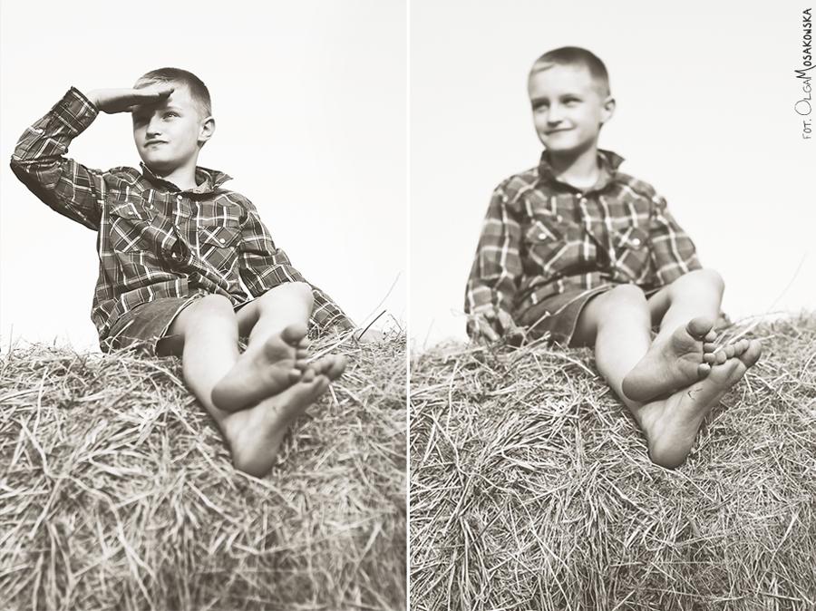 Sesja zdjęciowa dla dzieci w Olsztynie